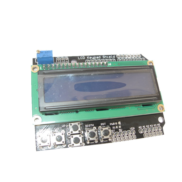 Arduino LCD 1602 Keypad Shield for your arduino project