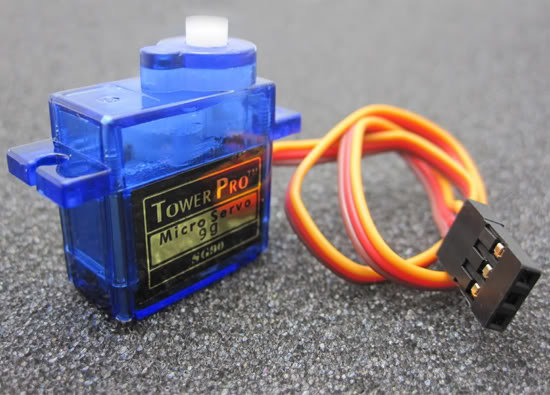 Micro 9g Servo For RC Helicopter Boat Plane Car