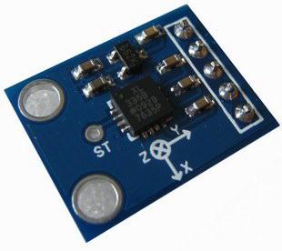ADXL335 Module Triple accelerameter Analog Output1