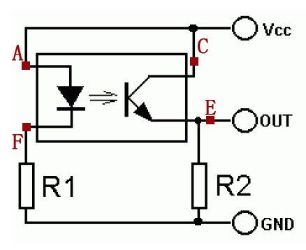 Reflective Infrared Opto Electrical St188 Sensor furthermore Uncooled Microbolometer 384 X 288 Fpa besides Infrared Emitter And IR Detector Phototransistor Pair likewise Obstacle Avoidance Robot also Motion Detector Circuit. on infrared detector circuit