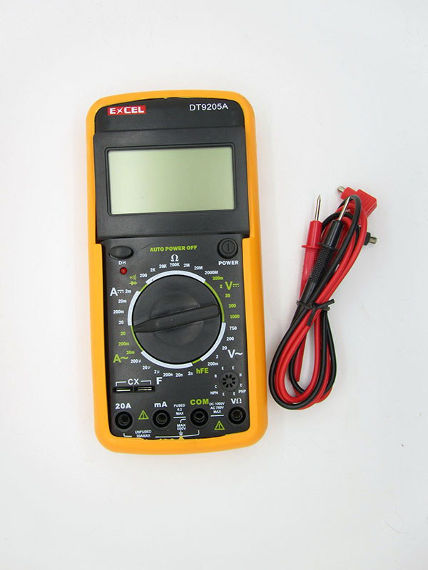 CXCEL Multimeter 2