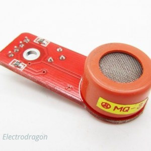 MQ-3 Alcohol Ethanol Gas Sensor Module 02