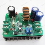 600W DC-DC Step-Up Module 10-60V to 12-80V