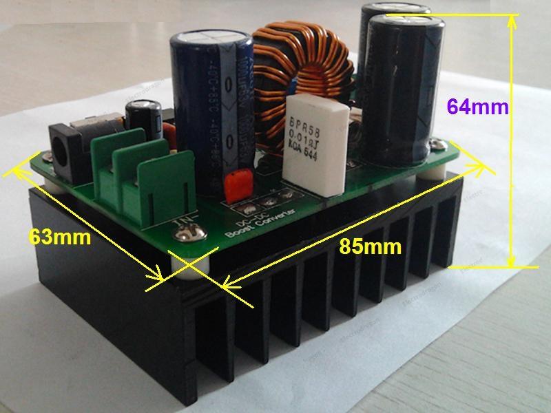 автоинвертор neodrive-600 вт схема