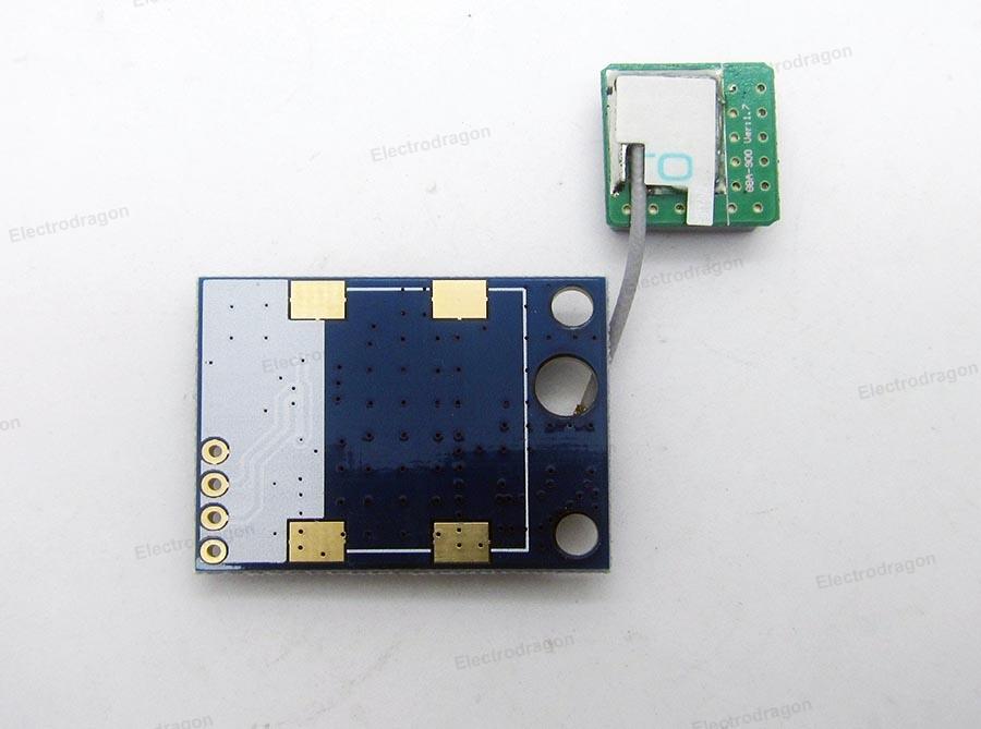 Neo 6 Gps Edxgps Ublox Neo-6 Gps Module