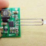 Li-MnO2, LiFePO4 (LFP) Charger Board 1A(2A) TP5000 IC