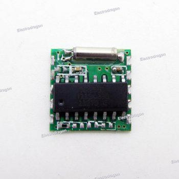 Home network module rf radio fm radio module 1310 64 108mhz w