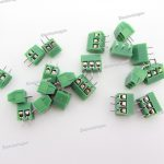 10PCs KF350 Wiring PCB Terminal Block 3.5mm-Pitch