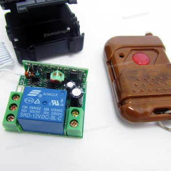 Wireless Relay Kit (Learning Code) 2