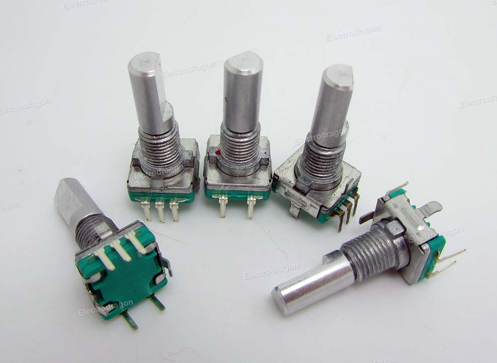 rotary encoder Rotary optical encoders rotary optical encoders, the most widespread encoder design, consist of an led light source, light detector, code disc, and signal processor.