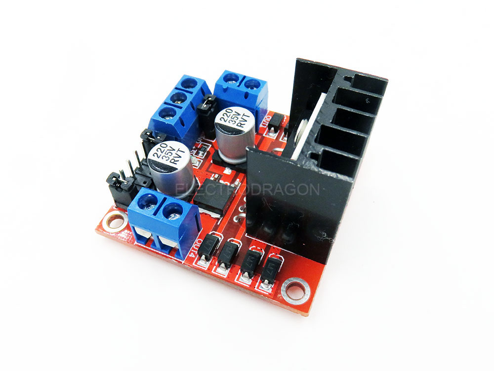 L298n Stepper Motor Driver Board R2 C Arduino Supported