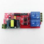 ESP wifi relay board 01