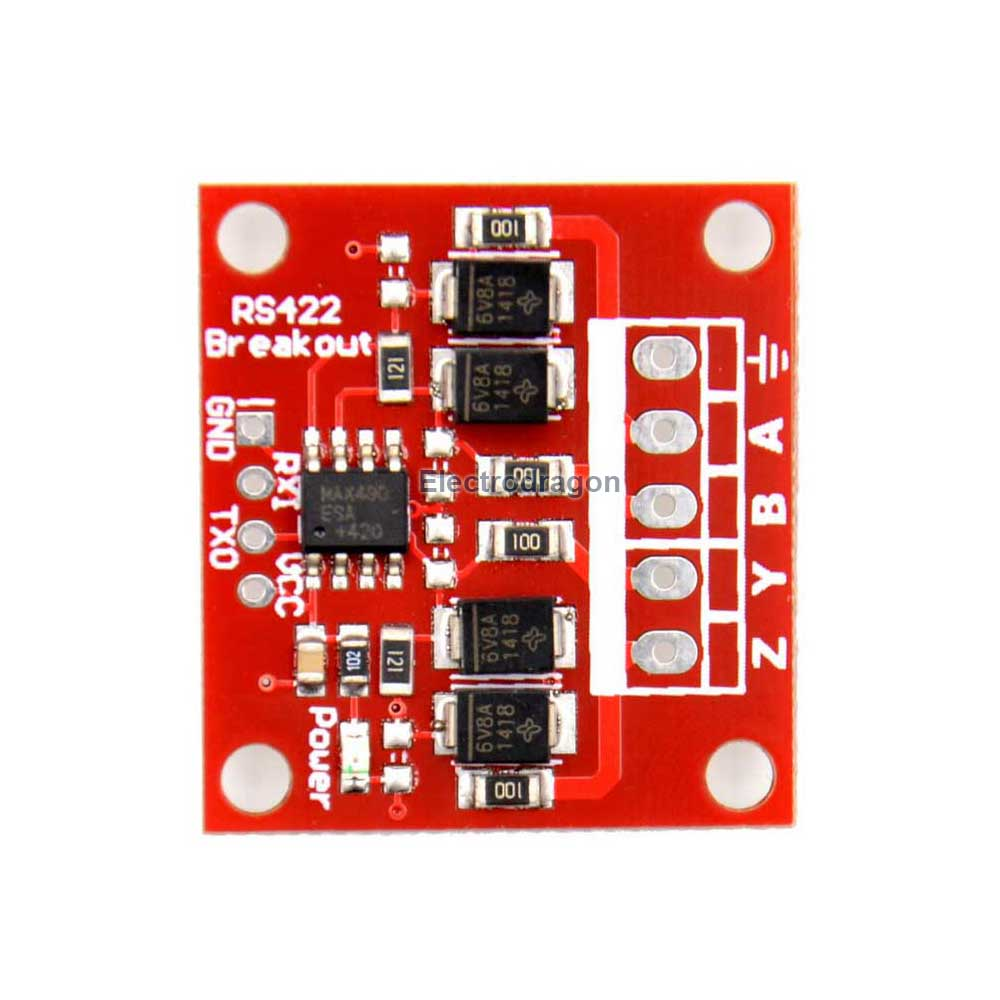 Usb To Rs485 Converter Circuit Free Wiring Diagram For You Full Duplex Rs422 Ttl Module Rs 422 Electrodragon Cable